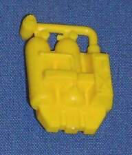 1984 Blowtorch v.1 BACKPACK back pack original accessory/weapon GI Joe JTC 033D