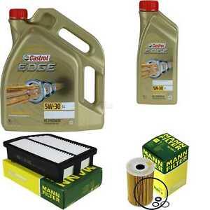 Inspektionskit-filtro-castrol-6l-aceite-5w30-para-Hyundai-ix35-LM-1-7-crdi