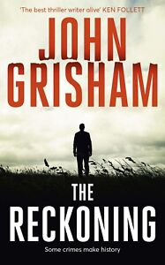 The-Reckoning-A-Novel-by-John-Grisham-New-Paperback-book-2018