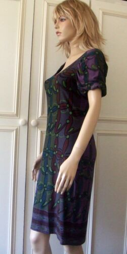 205 Gratis Bnwt italiano stilista Alberta Di Nave Abito Ferretti Rrp Filosofia £ qU4wzxPT