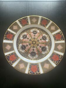 ROYAL-CROWN-DERBY-Old-Imari-1128-8-5-034-Plate-More-Available