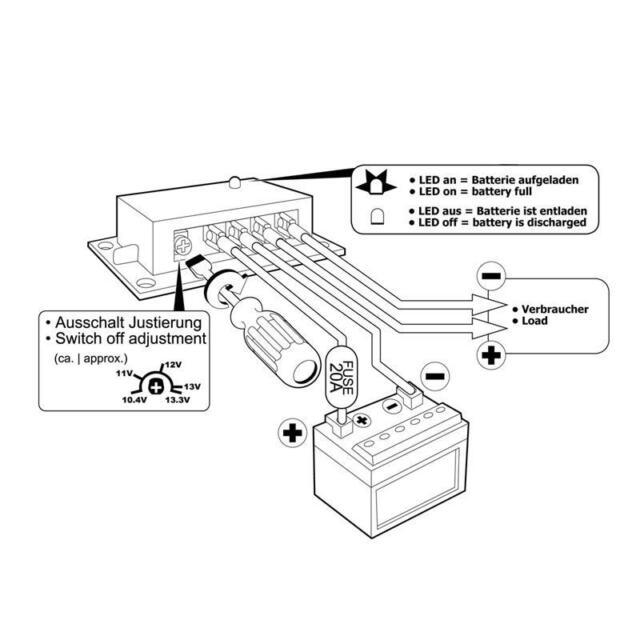 12v Battery Diagram