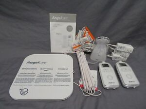 Angelcare Two Parent Unit Movement Baby Monitor Ac403