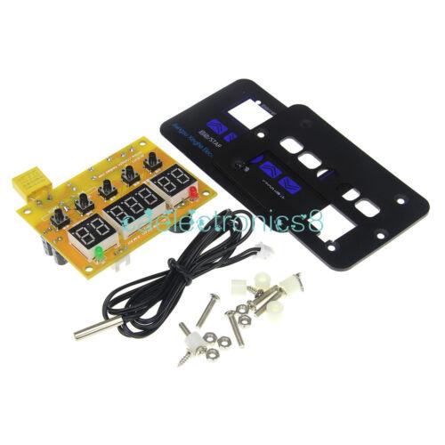 1PCS AC 100-240V 10A  LED Digital Temperature Controller Thermostat Control CA