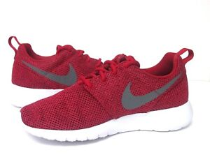e09046f3000b9 NEW NIKE KIDS YOUTH ROSHE ONE PS GYM RED COOL GREY ANTHRACITE ORIG ...