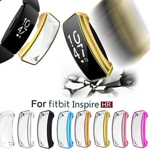 Cover-Smart-Band-Silicone-Shell-TPU-Watch-Case-For-Fitbit-Inspire-amp-HR