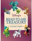 Disney's Read-to-Me Treasury Vol. 3 by Disney Book Group Staff (2002, Hardcover)