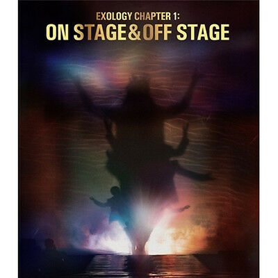 EXO - EXOLOGY CHAPTER 1: ON STAGE & OFF STAGE / 2 PHOTO BOOK+ POSTER