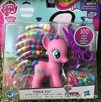 New MLP My Little Pony Cutie Twisty-Do Pinkie Pie 🎈Scan & Play 🎈 Hairdo 💁