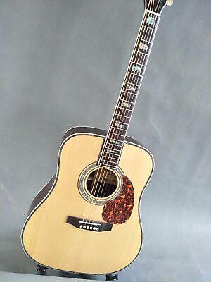 sr mac d45 electric acoustic guitar with solid spruce ebay. Black Bedroom Furniture Sets. Home Design Ideas