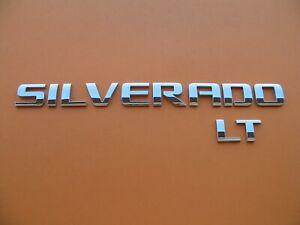 "2007-2019 CHEVROLET SILVERADO /"" R /"" REAR TAIL GATE EMBLEM LOGO BADGE SIGN OEM"