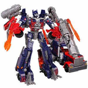 Transformers Leader Class Optimus Prime - Transformation Toys