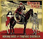 Devil's Tale LP - Adrian Raso and Fanfare Ciocarlia