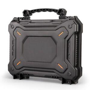 Gun-Pistol-Camera-Protective-Case-Customizable-Foam-Watertight-Hard-Shell-BK