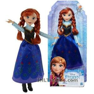 Disney Frozen Anna Doll Hasbro 2015 11 inches tall