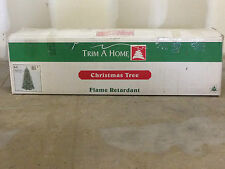 Trim a Home 6 Foot Dakota Spruce Artifial Christmas Tree Ships out ...