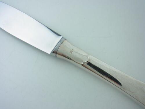 Menümesser ║ ~ 22,5 cm ║ WMF Heidelberger Bankett ║ Silberauflage║A66-1 Messer