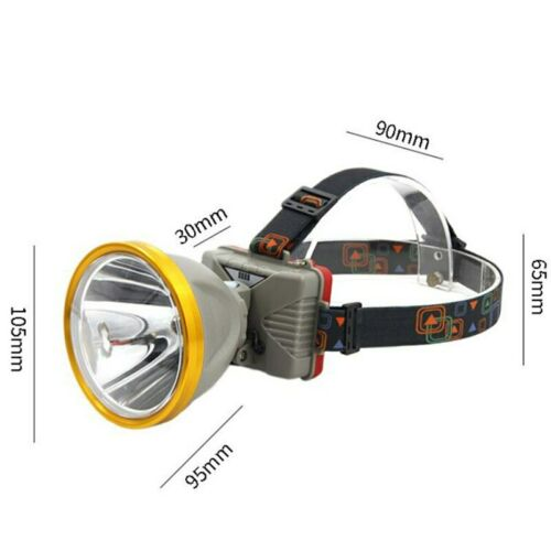 LED Rechargeable Headlamp 18650 T6 Head Light Camping Flashlight Torch Work Lamp