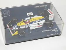 1/43 WILLIAMS HONDA FW11B 1987 Stagione Nigel Mansell