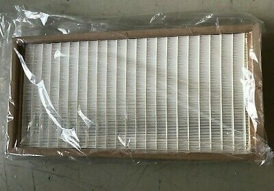 Schwebstofffilter Filter Abluft Absaugung 610x305x78 H13 Mdf Rahmen