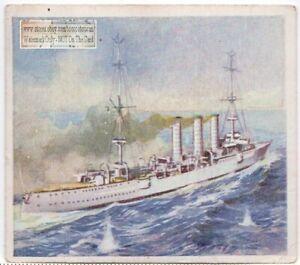 WW-One-German-Light-Cruiser-034-Emden-034-c80-Y-O-Trade-Ad-Card