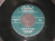 Jo Stafford, Serenade of the Bells-On The Alamo/Symphony, Tumbling Tumbleweeds