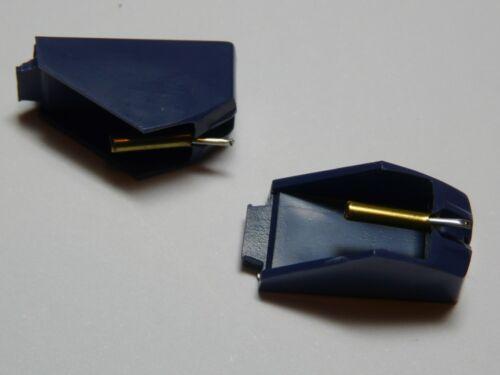 2x Stylus for Panasonic Technics  SLN5 SLQ300 SLQ6 SLQD2 SLQD3  SLQD33 SLQX200
