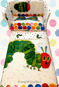 The-Very-Hungry-Caterpillar-NEW-BEDDING-SET-all-sizes-available