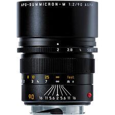 New Leica Apo-Summicron-M 90mm F/2 ASPH 6-Bit 11884 M 240 M-P M9 M10