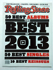 Rolling Stone Jan2014 50 Best Albums of 2013 The Avett Brothers Scribe Skyharbor