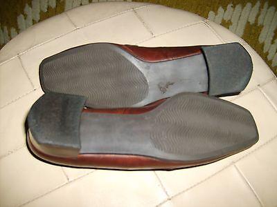 CAPRICE® Damen Schuhe Slipper Halbschuhe Echtleder Braun Gr.6/39