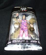 "BRET ""THE HITMAN"" HART Signed WWE Classic Super Stars Action Figure"