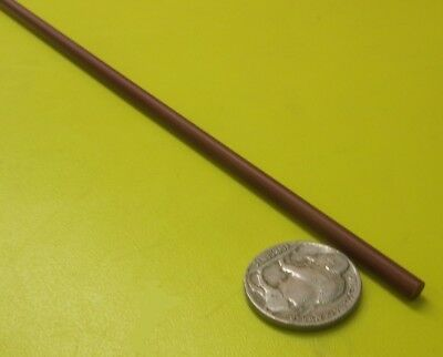 "Diameter x 48/"" Long, 3//4/"" Phenolic Garolite Micarta XX Paper Rods  .750/"""
