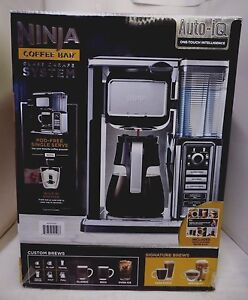 Ninja Coffee Bar Auto-IQ CF090CO 32 GREAT CONDITION FREE ...