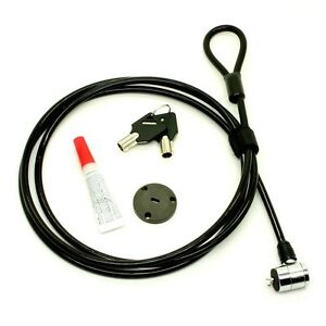 72-034-Multipurpose-COMPUTER-CABLE-LOCK-with-security-slot-anchor-adaptor