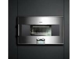 Gaggenau 30 single oven