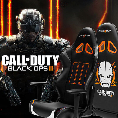 Dxracer Office Chair Ohre128nwgocod Call Of Duty Gaming Chair Racing Seats 636684947906 Ebay