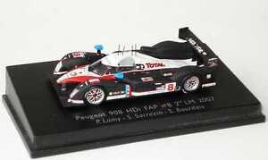 1-87-Peugeot-908-HDi-FAP-LeMans-2007-Nr-8-Lamy-Sarrazin-Bourdais-Spark-87S013