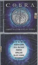 CD--COBRA CONSPIRACY OF BLACKNESS AND REALATIVE AFTERMATH