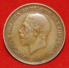 UK One Penny 1935 George V KM# 838 Sp# 4055