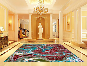 3D-Color-Texture-578-Floor-WallPaper-Murals-Wall-Print-5D-AJ-WALLPAPER-AU-Lemon