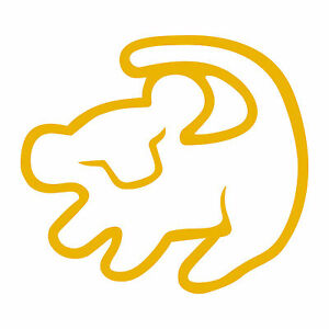 Image is loading Lion-King-Simba-Symbol-12-034-Disney-Decal-