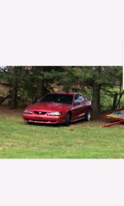 94 Ford Mustang MANUAL