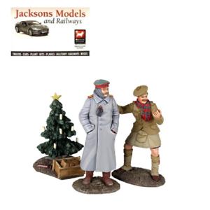 Britains-23086-Look-At-Him-Go-1914-Christmas-Truce-Set-No2
