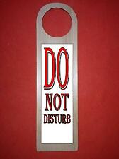Do Not Disturb   Door Hanger Hotel  Door Sign Guest House Door Plaque