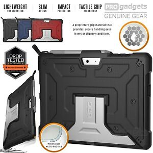 Genuine UAG Metropolis Feather-Light Rugged Folio Case for Microsoft Surface Go