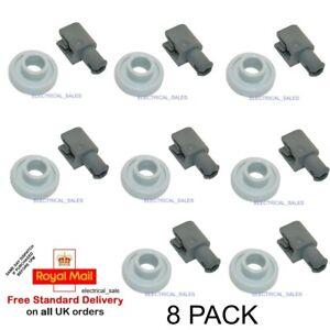 Electrolux AEG Lave-Vaisselle Supérieur Panier supérieur Roues 4055039723 pièce d/'origine Pack de 4