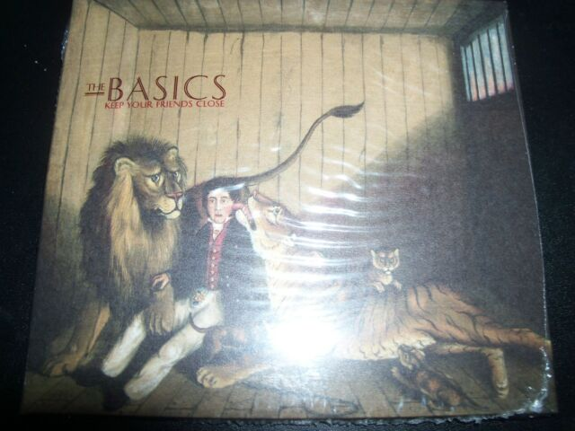 The Basics (Gotye) Keep Your Friends Close CD - New