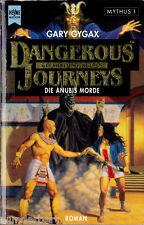 "Gary Gygax - "" Mythus 1 - Die Anubis MORDE - Dangerous Journeys "" (1992) - tb"