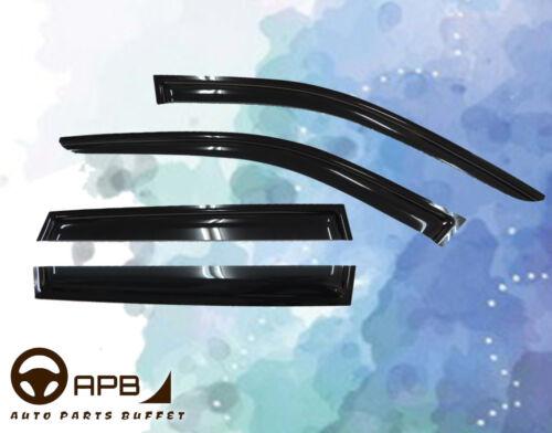 For INFINITI Q30 QX30 16-18 Deflector Window Visors Guard Vent Weather Shield